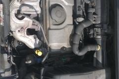 Citroen C2 benzines motor